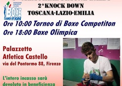Torneo Boxe Competition